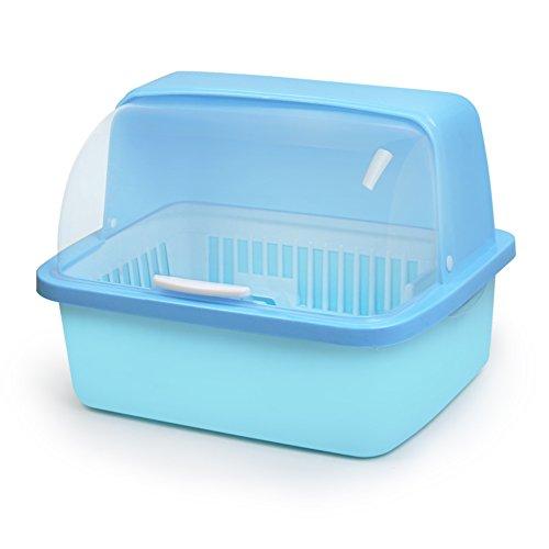 Serve tea with chopsticks of plastic cutlery storage box Kitchen storage racks B