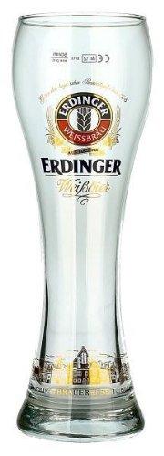 Erdinger German Beer Glass 0.5l - Set Of 2