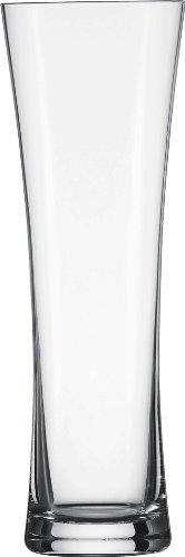 Schott Zwiesel Tritan Crystal Glass Small Wheat Beer Glass, Set Of 6