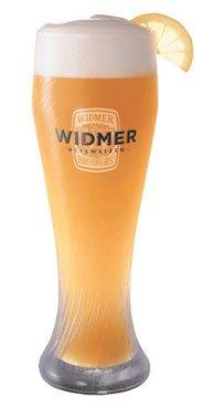 Widmer Hefeweizen Wheat Beer Glass   Set Of 2