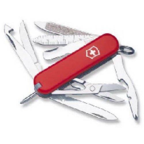 Victorinox Swiss Army MiniChamp II Pocket KnifeRed