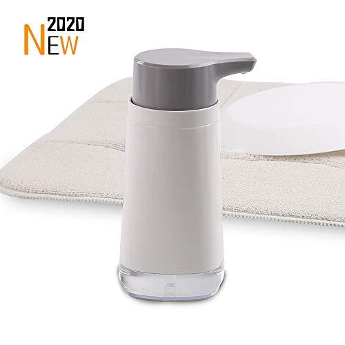 Plastic Dish Soap Dispenser Hand Soap Dispenser Versatile 105oz Refillable Pump Bottles Great for Dispensing Homemade Lotions Shampoos Massage Oils Liquid Soap Dish Soap Body Wash Etc