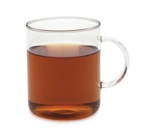 Adagio Teas Glass Mug