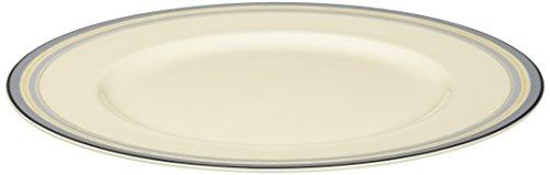 Noritake Java Graphite 11-inch Dinner Plate