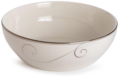 Noritake Platinum Wave Round Vegetable Bowl
