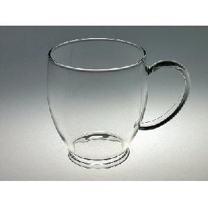 Selleck heat-resistant glass tea mug mate GCI 7678a japan import