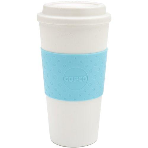 Copco 2510-9917 Acadia Travel Mug 16-Ounce Azure Blue