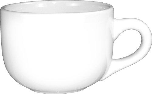 ITI 822-02 24-Piece European Cancun Latte Cup 16-Ounce White