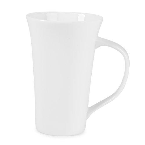 Gourmet Whiteware Collection Latte Mug