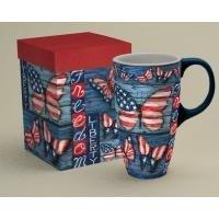 Lang Liberty Latte Mug by Susan Winget 5036264