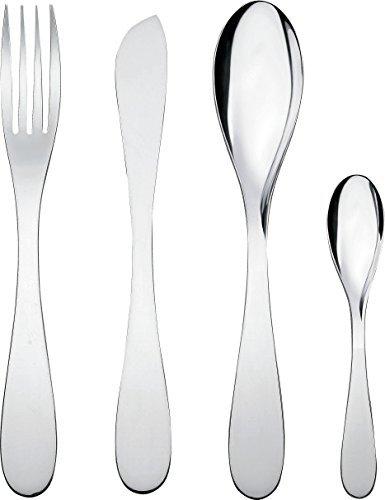 Alessi Eatit Cutlery Set 24 Pcs by KitchenMarket