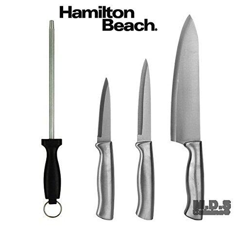 Hamilton Beach HDA603 4 Piece Cutlery Set Sandwich Handle 22mm Stainless