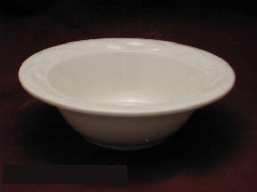 Pfaltzgraff Acadia White Cereal Bowls