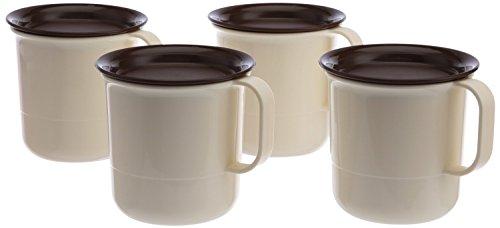 TP-650-T180 Tupperware Coffee Mugs Set of 4
