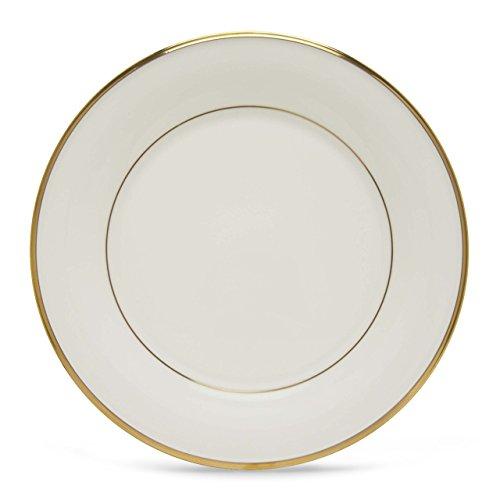 Lenox Eternal White Gold Banded Bone China Pasta BowlRim Soup