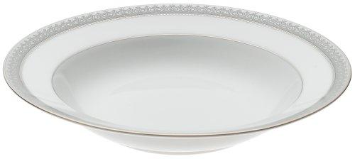 Mikasa Platinum Crown Rim Soup Plate