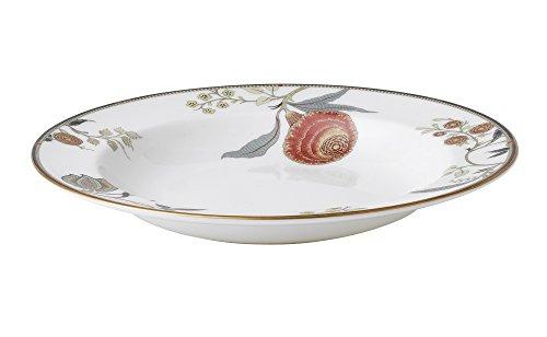 Wedgwood Pashmina Rim Soup Plate 9-Inch