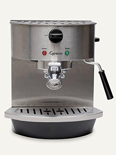 Capresso 11905 Stainless Steel Pump Espresso and Cappuccino Machine