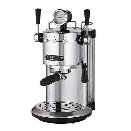 Espressione 1387 Caffe Novecento EspressoCappuccino Machine Chrome