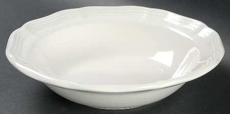 Mikasa French Countryside Rim FruitDessert Sauce Bowl Fine China Dinnerware