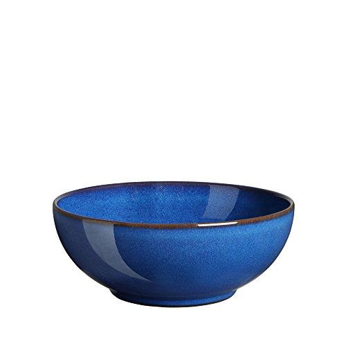 Denby Imperial Blue Cereal Bowl Royal Blue