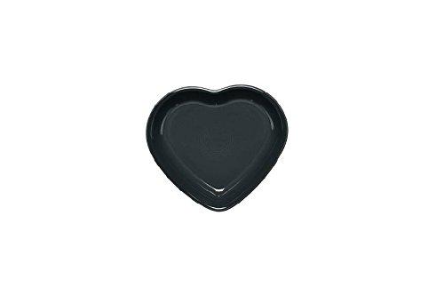 Fiesta Medium Heart Bowl 17 oz Slate