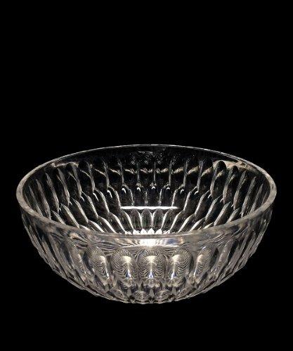 9in Round Acrylic Fruit Bowl