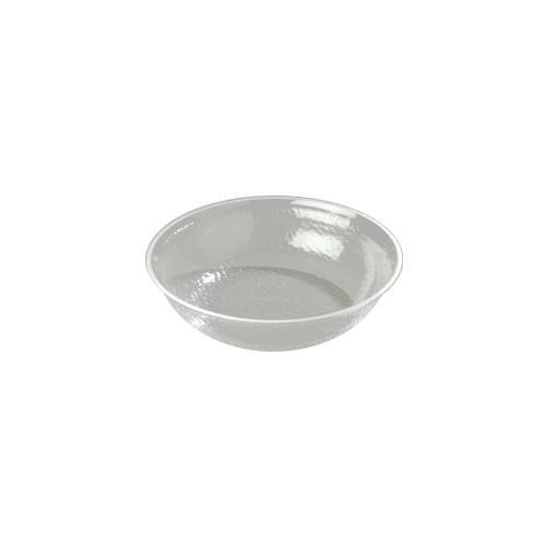 Carlisle Pebbled Acrylic Bowl Clear 2 Qt