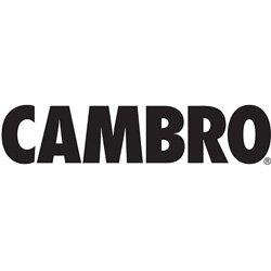 Cambro White Square Bowl 94 oz 10CW148 Category Bowls