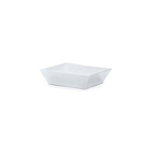 GET 12 White Square Bowl