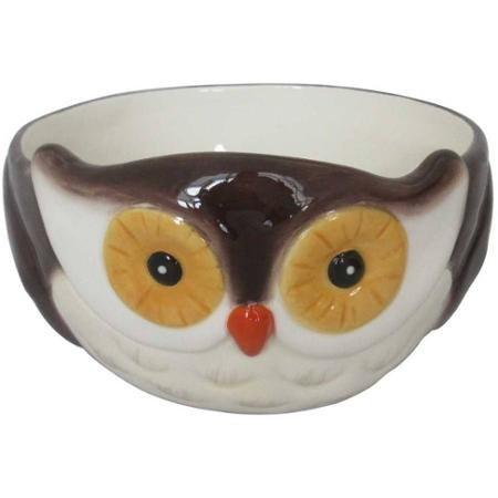 Mossy Oak Owl Bowls Set of 6
