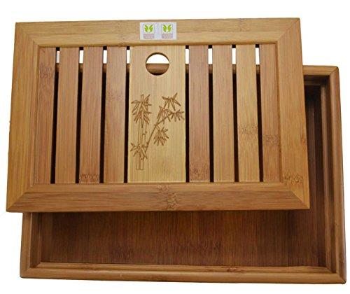 Bamboo Chinese Gongfu Tea 105726 Tea Tray