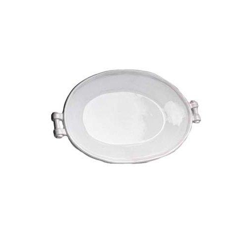 Abigails Casa Bianca Large Oval Platter