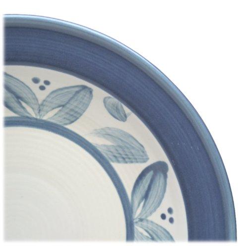 Pfaltzgraff Villa Flora 13-Inch Round Stoneware Platter