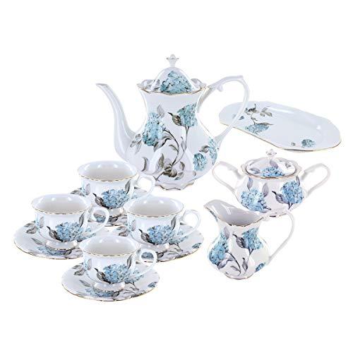 Dunaway Porcelain Tea Set