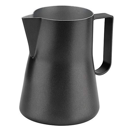 Milk Frothing Pitcher Jug 550ml Stainless Steel Milk Frothing Jug Cup Coffee Milk Pitcher Jug for Latte Art for Coffee ShopRestaurantBarJuice Shop