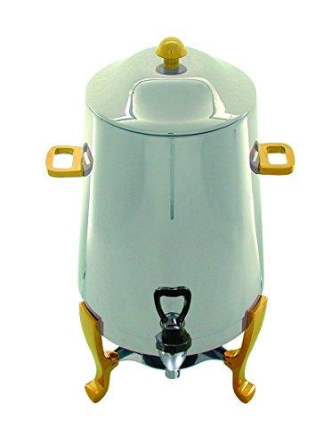 Update International CU-30GD 3 Gal Stainless Steel Coffee Urn