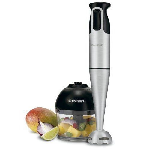 Cuisinart Csb-77fr Smart Stick Hand Blender With Whisk And Chopper Attachments (certified Refurbished)