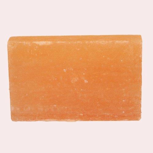 Natural Himalayan Salt Plate  Slab  Block Pink Rectangle 8x6x1-Inch
