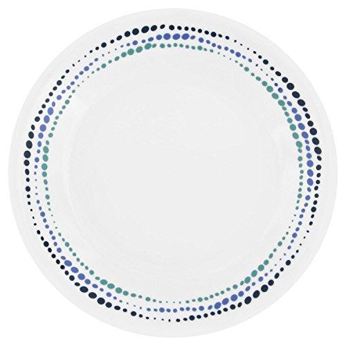 Corelle Livingware Ocean Blues 675 Bread Butter Plate Set of 8