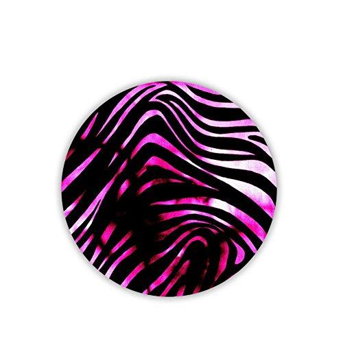 Generic Mdf Material Cup Coaster Printed Zebra Fascinating