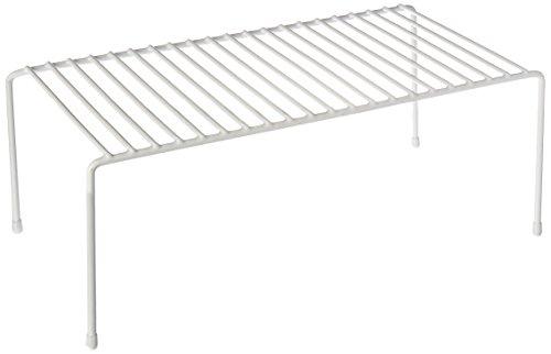 PRO-MART DAZZ Kitchen Storage Helper Shelf Large White