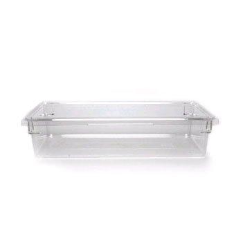 Cambro Camwear 18266CW135 Food Box 18 by 26 by 6-Inch Clear