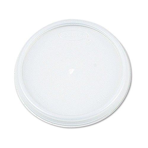 DCC20JL - Plastic Lids For 8 12 16oz Foam Food Containers5 6 8 10oz Bowls Vented