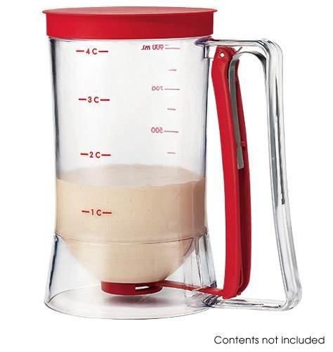 Pancake Cupcake Batter Dispenser