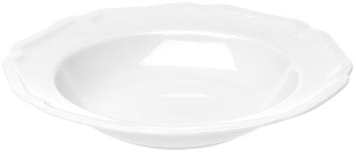 Mikasa Antique White Rim Soup Bowl 14-Ounce