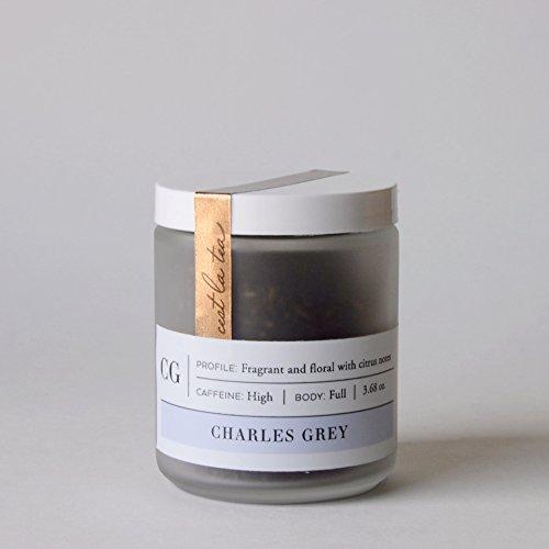 Charles Grey Teaspressa Tea Jar - As Seen on Shark Tank