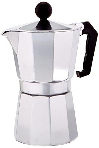 Primula TES-3306 6 Cup Espresso Maker Aluminum