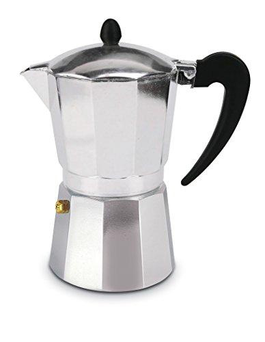 Cuisinox COF-W3 3-Cup Espresso Stovetop Coffeemaker