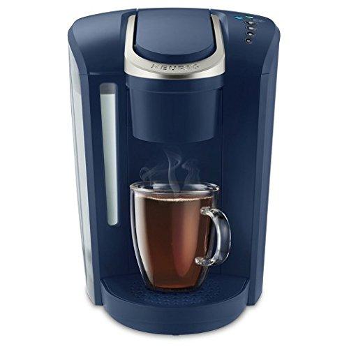 Keurig K-Select Single-Serve K-Cup Pod Coffee Maker Matte Navy Blue